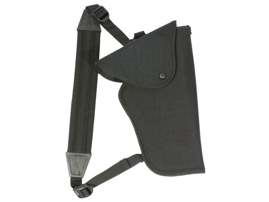 BLACKHAWK! Bandolier Scoped Pistol Holster Right Hand Medium, Large Double Action Revol...