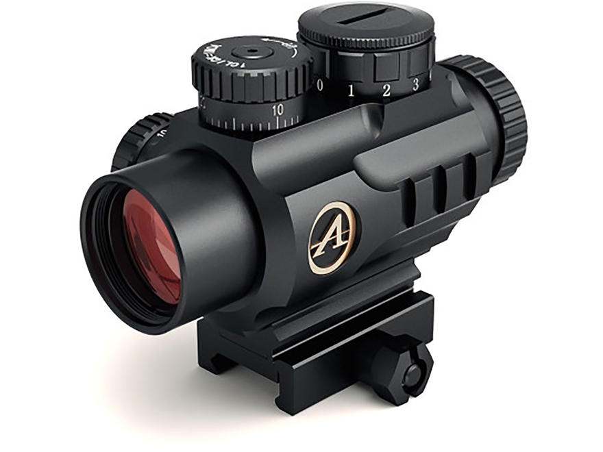 Athlon Optics Midas BTR PR11 Prism Sight 1x 30mm APSR11 Reticle with Picatinny-Style Mo...