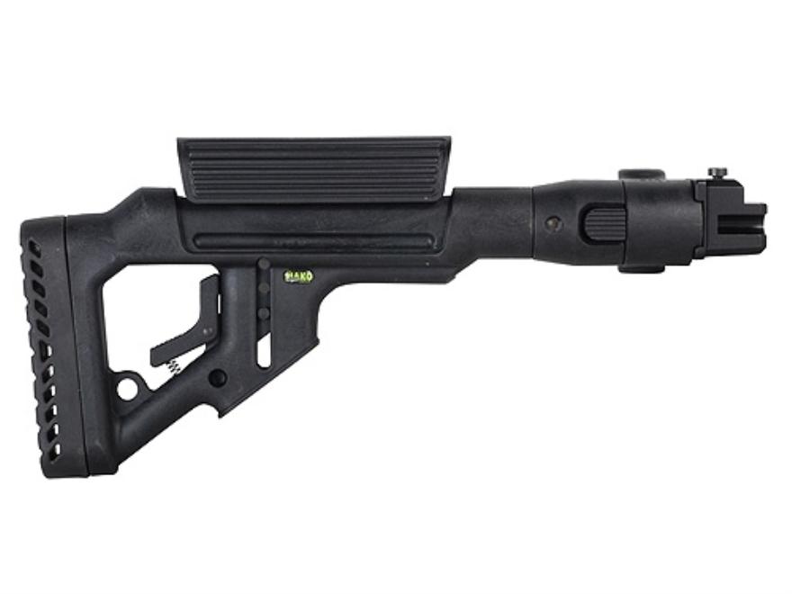 Fab Defense Tactical Side Folding Buttstock Adjustable Mpn Uas Akp
