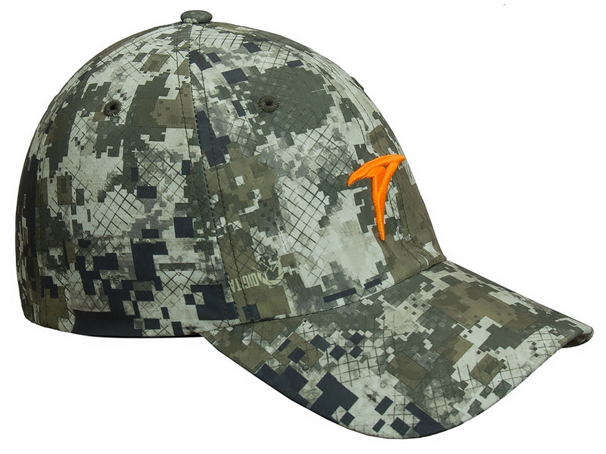Plythal Men's Adjustable Logo Cap Polyester