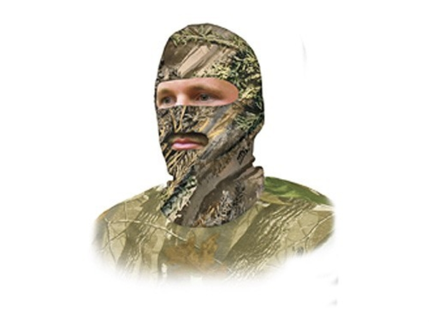 Primos Stretch-Fit Full Hood Face Mask Polyester
