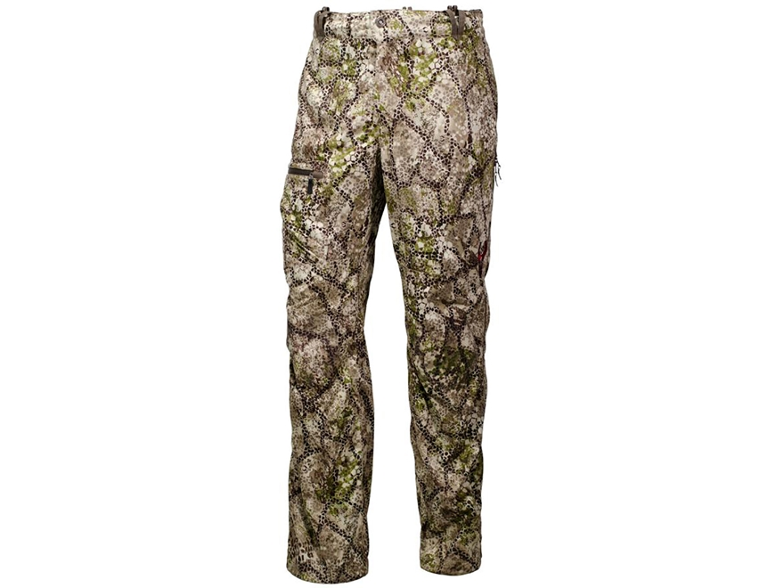 Badlands Men's Exo Packable Insulated Waterproof Pants Polyester Approach Camo
