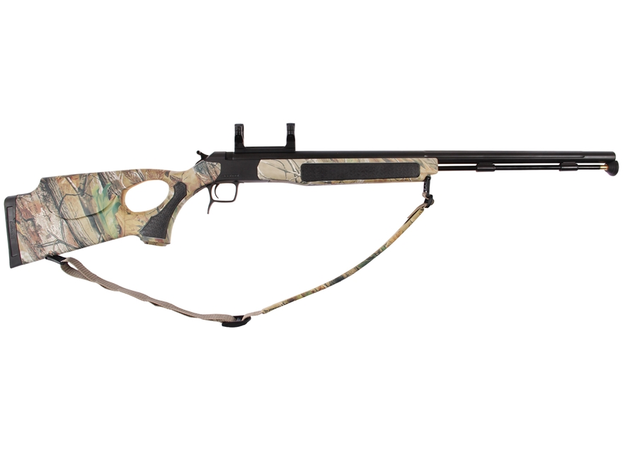 CVA Accura V2 Muzzleloading Rifle 50 Caliber with Thumbhole Stock
