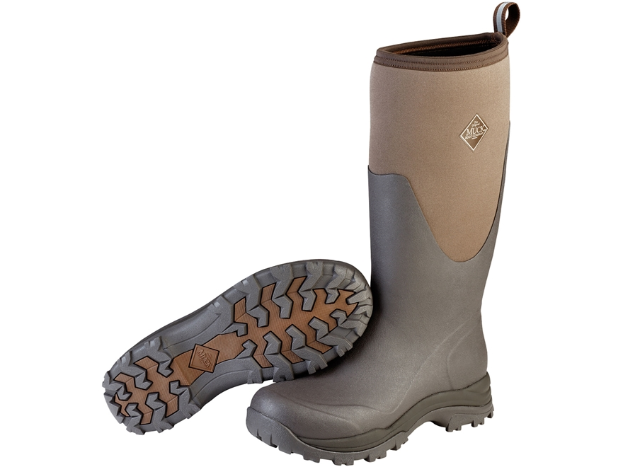 "Muck Arctic Outpost 16"" Waterproof 5mm Insulated Hunting Boots Neoprene/Rubber"