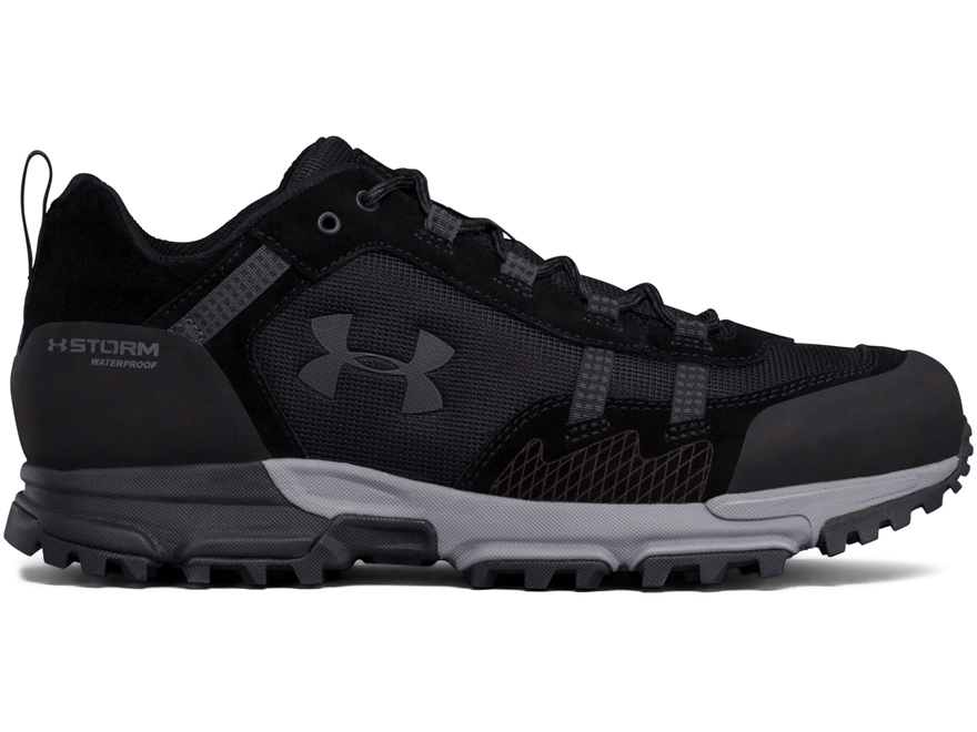 """Under Armour UA Post Canyon Low 4"""" Waterproof Hiking Shoes Synthetic Men's"""
