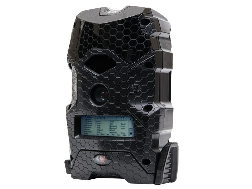 Wildgame Innovations Mirage 14 Lightsout Black Flash Infrared Game Camera 14 Megapixel ...