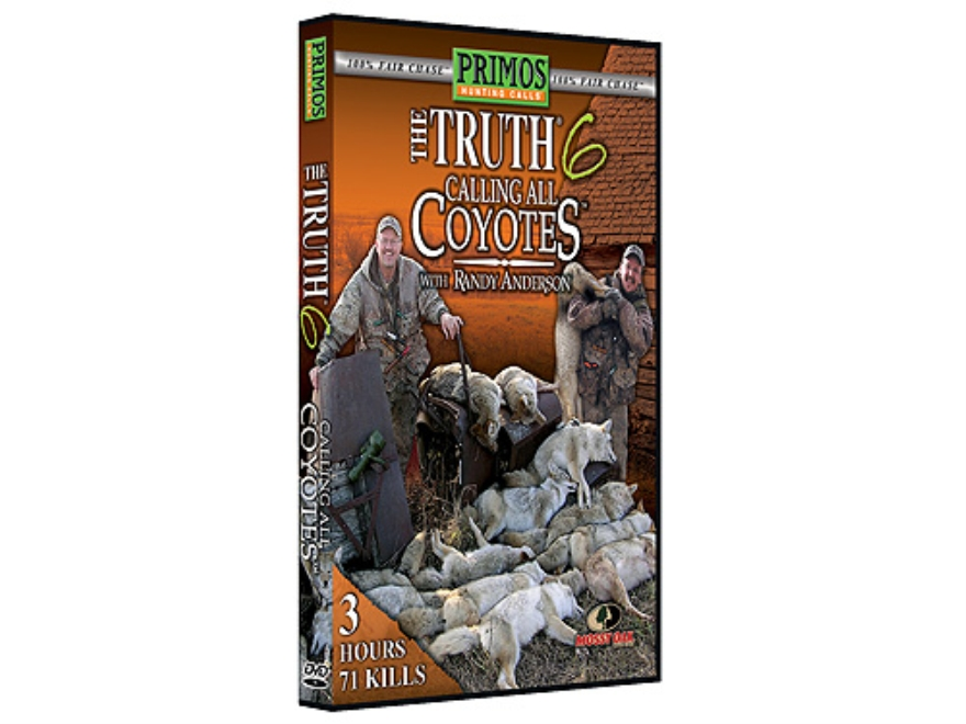 "Primos ""The Truth 6 Calling All Coyotes"" DVD"