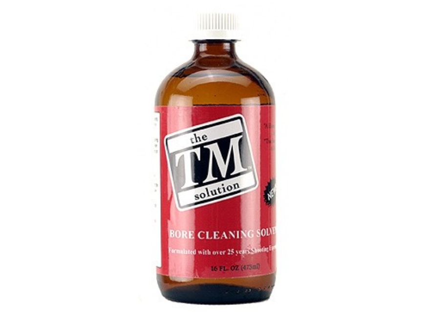 The TM Solution Bore Cleaning Solvent 16 oz Liquid