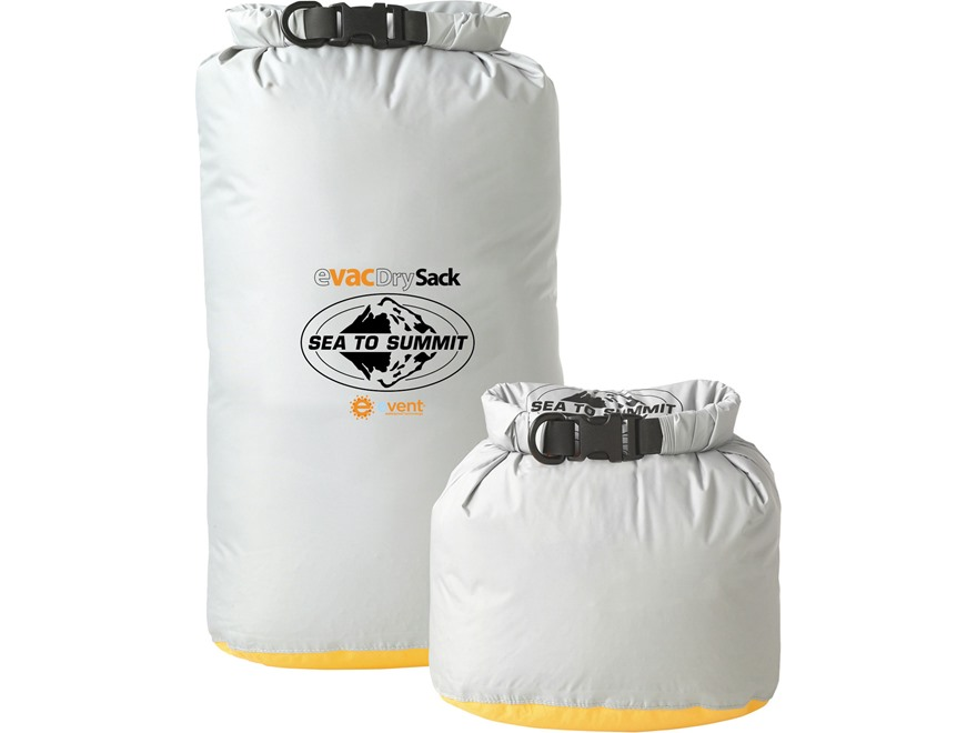 Sea to Summit eVac Dry Bag 65L Gray
