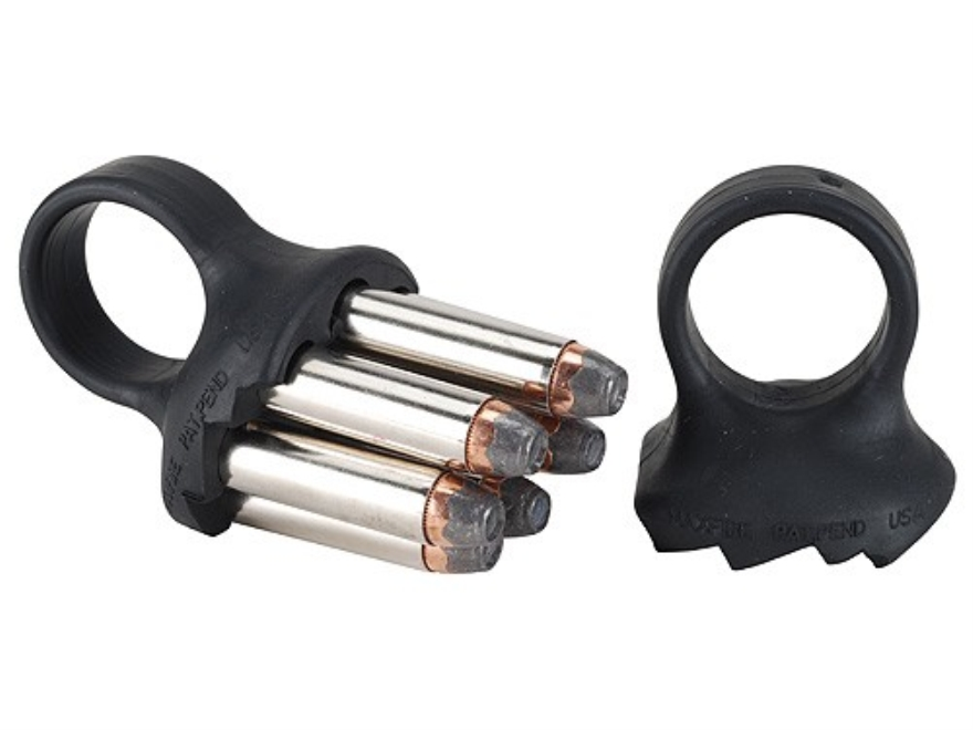 Maxfire Revolver Speedloader 38 Special, 357 Magnum 7-Shot Pack of 2