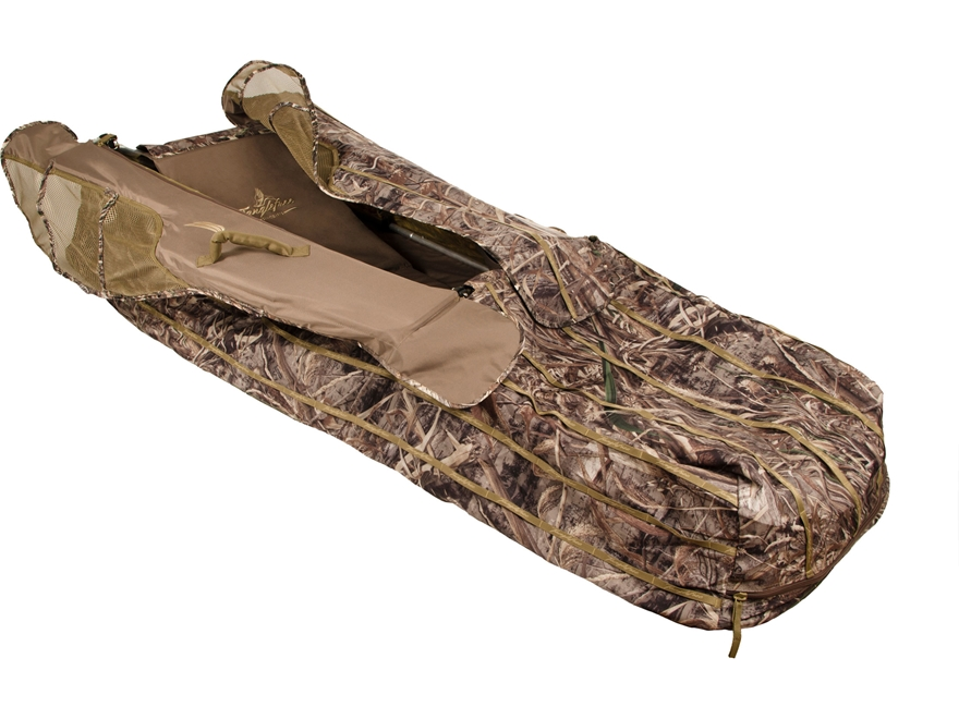 Tanglefree Originator Layout Blind Realtree Max-5 Camo