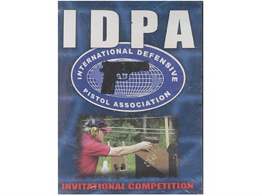 "Gun Video ""IDPA: Invitational Competition"" DVD"