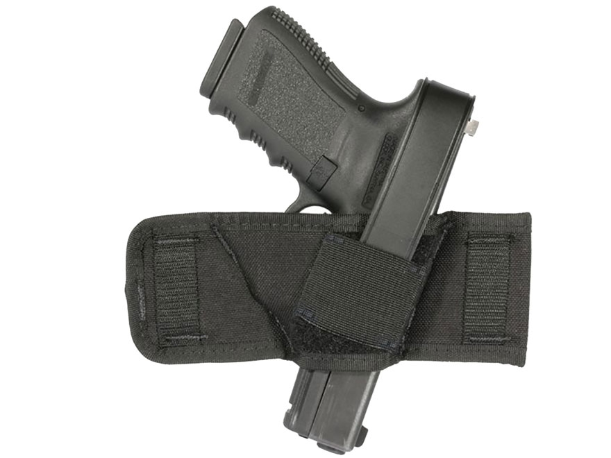 BLACKHAWK! Sportster Belt Slide Holster Ambidextrous Fits Most Autos and Revolvers Nylo...