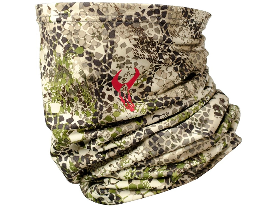 Badlands Algus Neck Gaiter Polyester Approach Camo