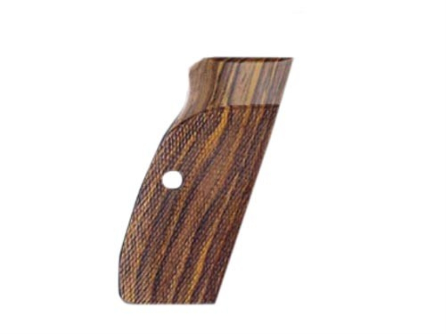 Hogue Fancy Hardwood Grips CZ 75, CZ 85, Springfield P9 Checkered