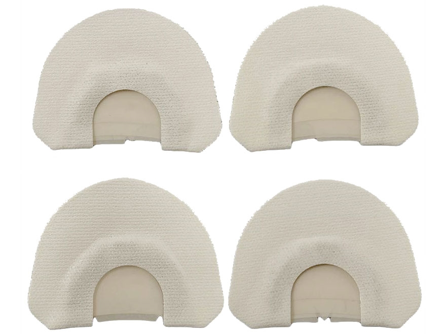 Quaker Boy Turkey Thugs Diaphragm Turkey Call 4 Pack