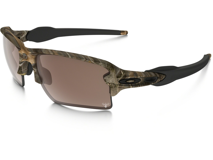 Oakley Flak Jacket 2.0 XL Sunglasses Woodland Camo Frame/VR28 Black Iridium