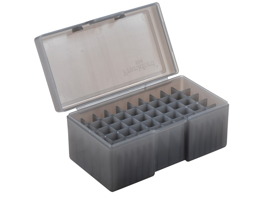 Frankford Arsenal Flip-Top Ammo Box #504 218 Bee, 221 Remington Fireball, 30 Carbine 50...