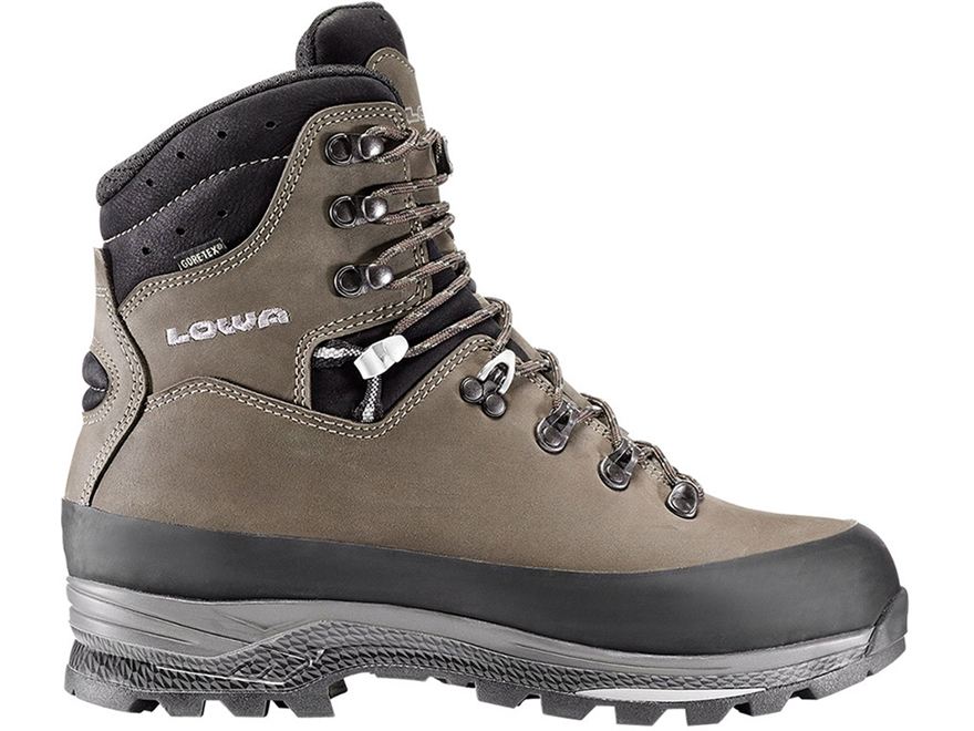 "Lowa Tibet GTX 8"" Waterproof GORE-TEX Hunting Boots Nubuck Men's"