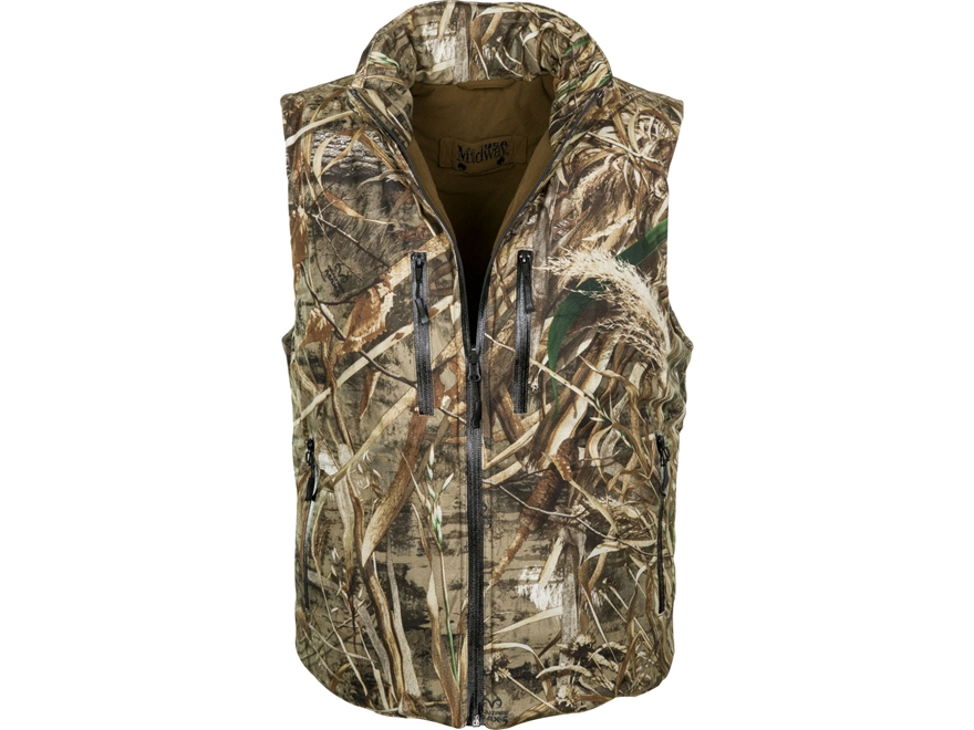 MidwayUSA Men's Duck Creek Waterfowl Vest