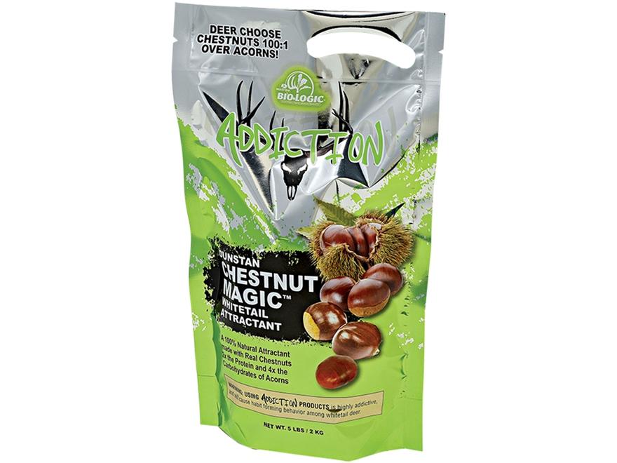 BioLogic Whitetail Addiction Chestnut Magic Deer Supplement Powder 5 lb