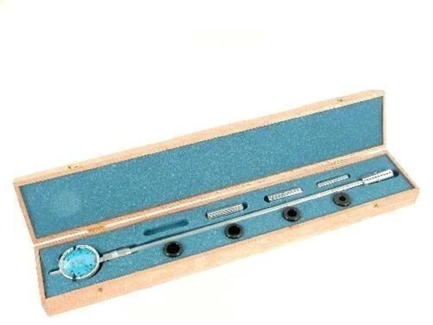 100 Straight CSP Shotgun Choke and Barrel Micrometer Gauge 12, 20, 28 Gauge, 410 Bore
