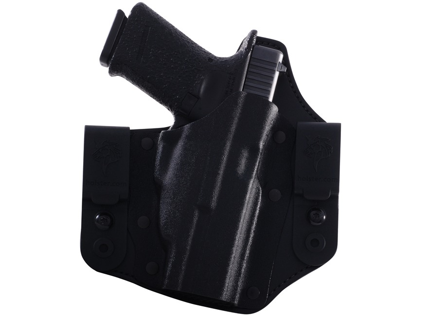 DeSantis Intruder Inside the Waistband Holster Right Hand Glock 19, 23, 32 with Crimson...