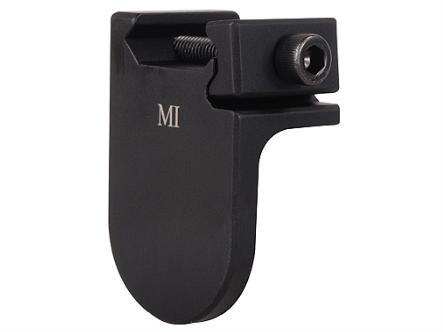 Midwest Industries Tactical Hand Stop Aluminum Black