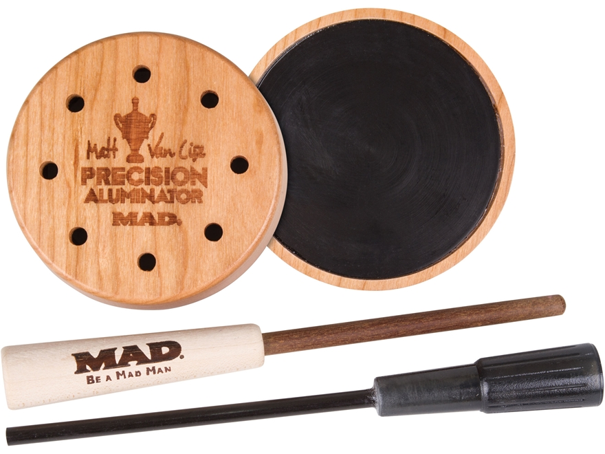 MAD Matt Van Cise Precision Aluminator Aluminim Turkey Call