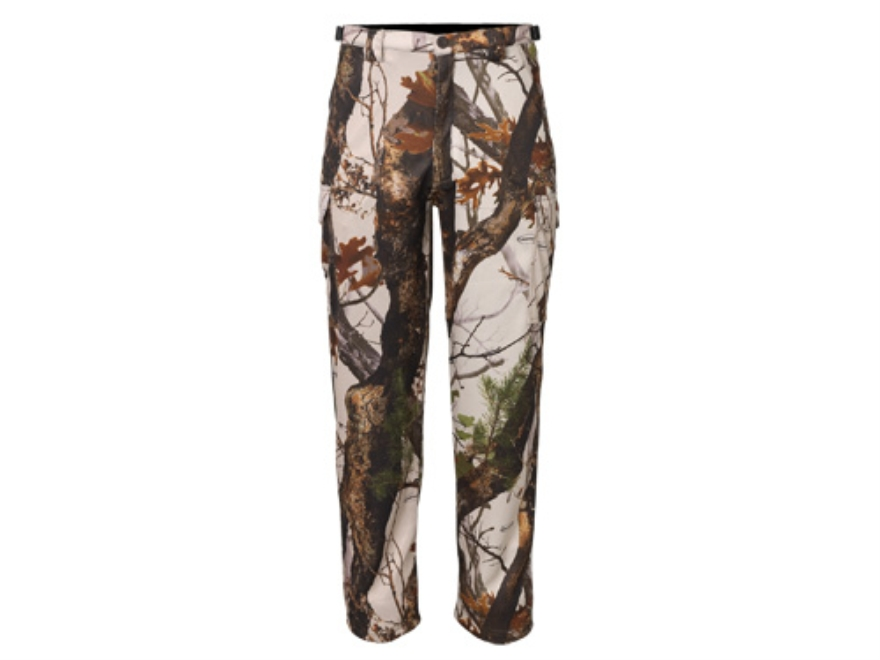 "Scent-Lok Men's Savanna Vigilante Pants Polyester Vertigo Camo Large 36-38 Waist 32"" In..."
