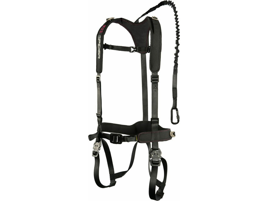 Tree Spider Women's Micro Speed Treestand Safety Harness