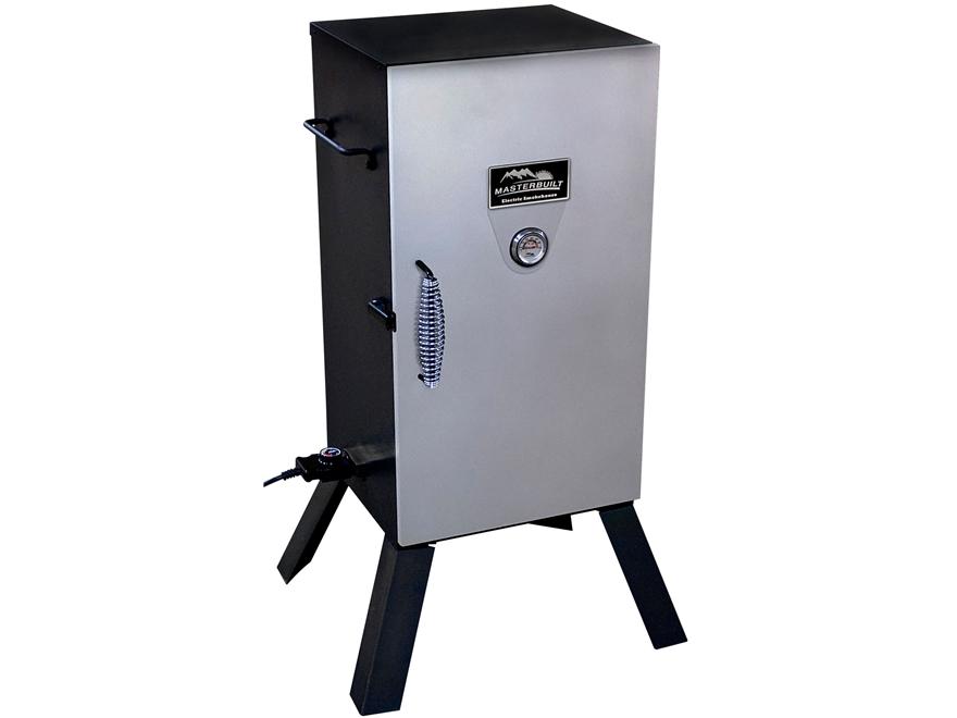 Masterbuilt 30 Analog Electric Smoker Cover Black Ss Mpn