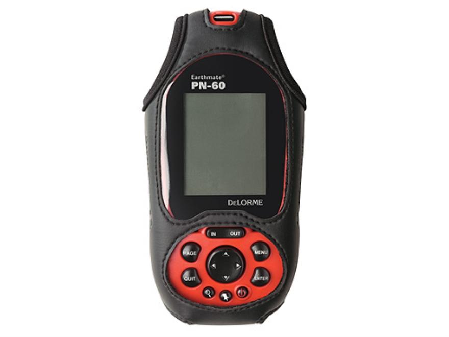 DeLorme Earthmate PN Series GPS Unit Slip Carrying Case Nylon Black