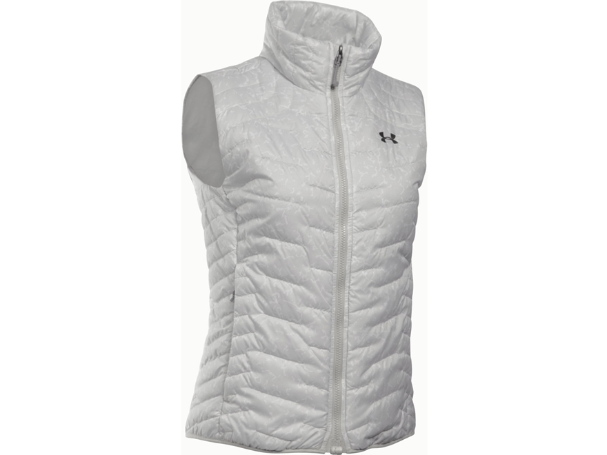 Under Armour Women's UA ColdGear Reactor Insulated Vest Polyester and Nylon