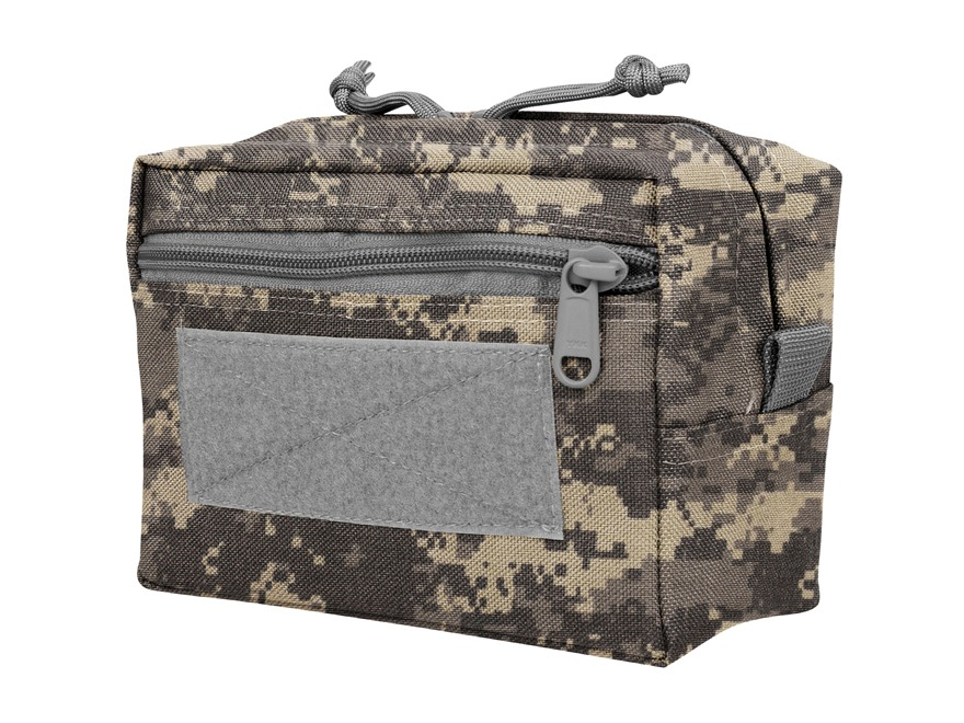 Maxpedition Horizontal General Purpose Pouch 5x7x4 Nylon Digital Foliage Camo