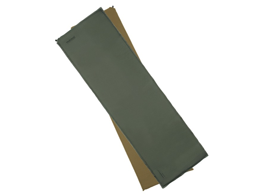 Multimat Trekker Mat Olive and Coyote