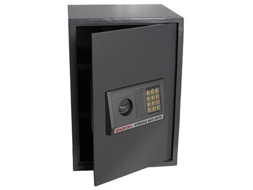 "Stack-On ""Strong Box Safe"" Personal Safe XL with Electronic Lock"