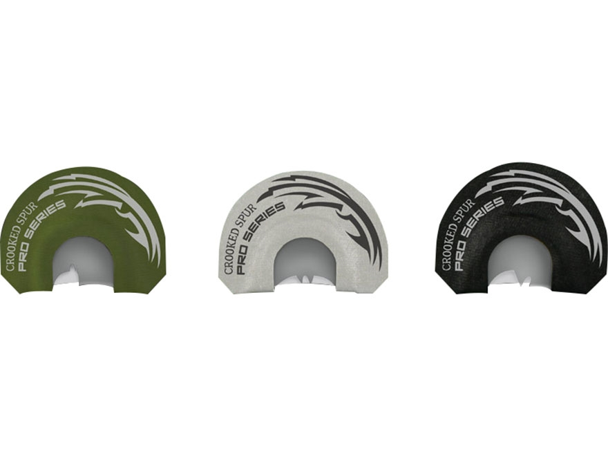 FoxPro Crooked Spur Pro Series Diaphragm Turkey Call Combo