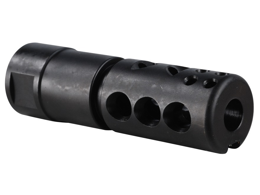 "Smith Enterprise Good Iron Direct Connect Muzzle Brake 5/8""-24 Thread with Jam Nut AR-1..."