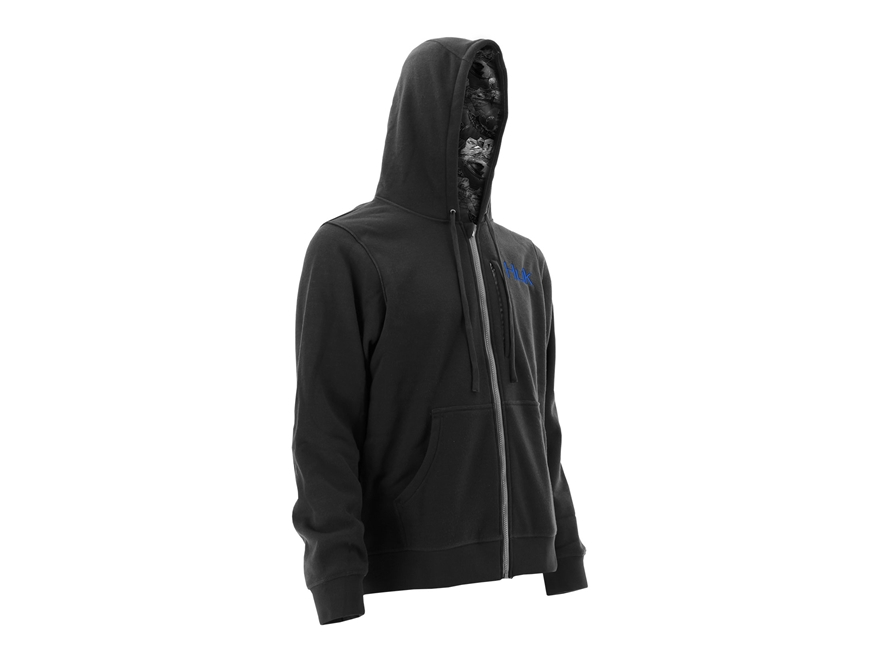 Huk Men's Performance Full Zip Hoodie Polyester