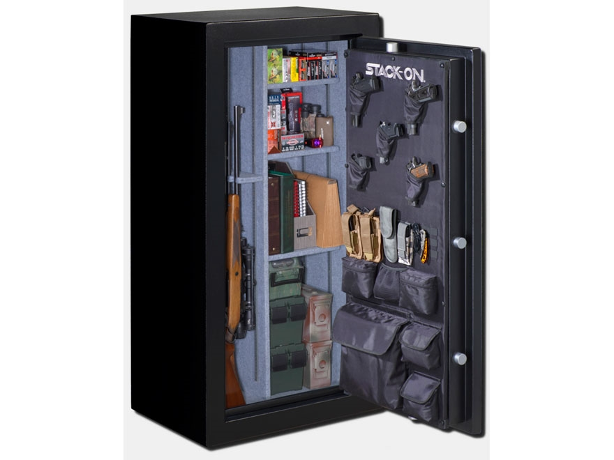 Stack-On Elite Fire Resistant Gun Safe Matte