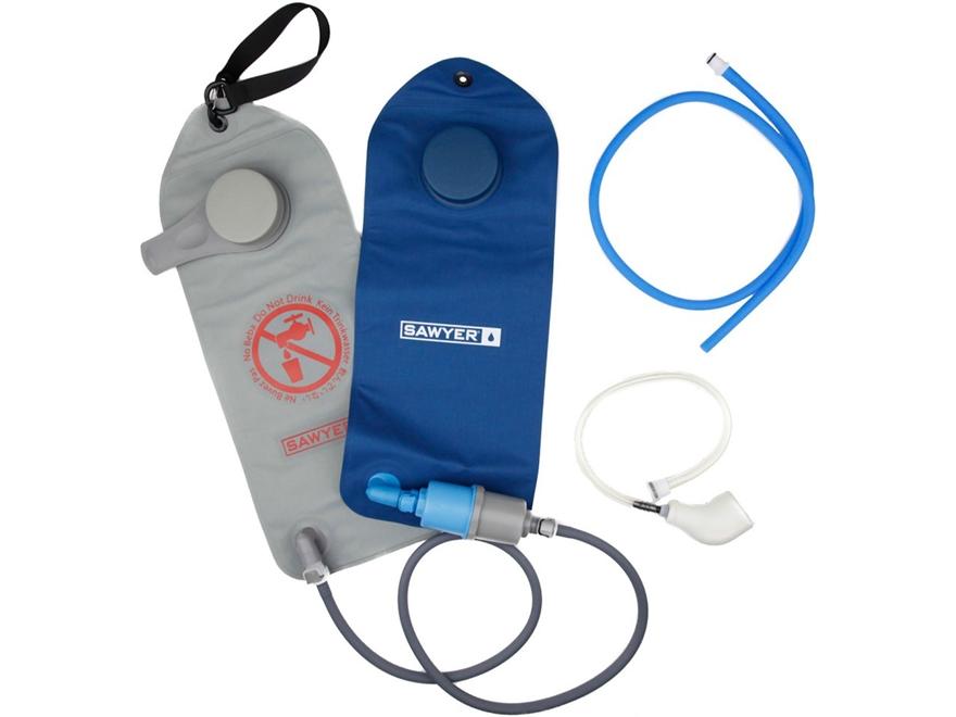 Sawyer 2 Liter Dual Bag Water Filtration System