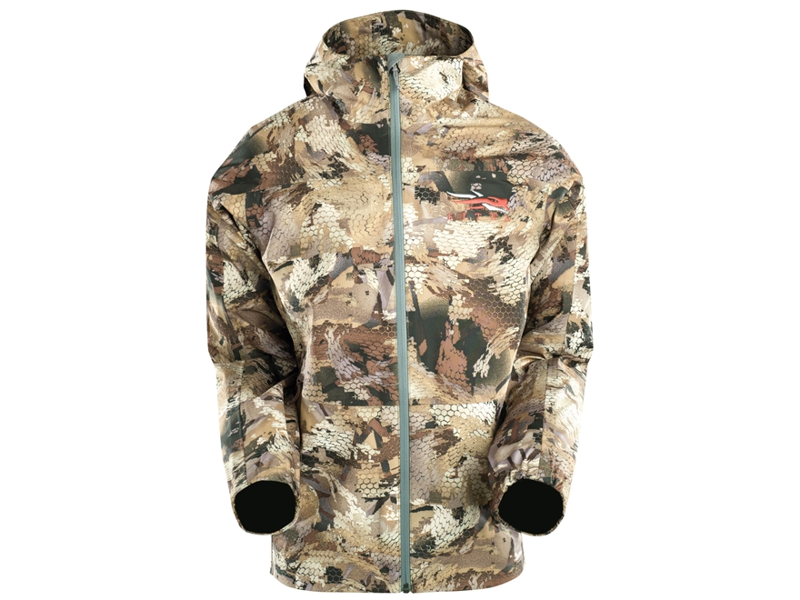 Sitka Gear Youth Cyclone Waterproof Jacket Polyester