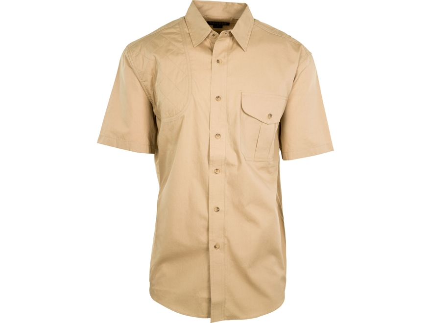 MidwayUSA Men's Lightweight Shooting Short Sleeve Shirt