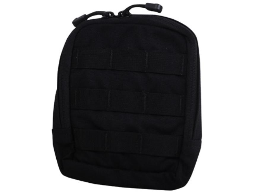 Spec.-Ops.  MOLLE Compatible Op-Order Logistics Pouch Nylon Black
