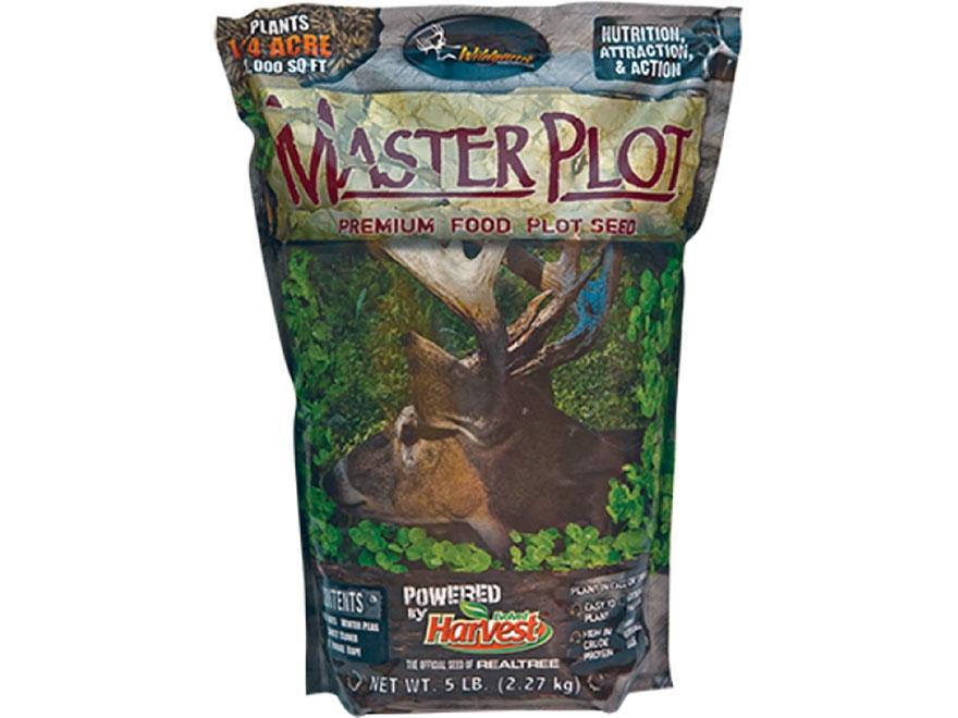 Wildgame Innovations Master Plot Food Plot Seed 5 lb