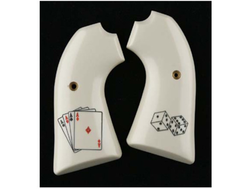 Hogue Grips Ruger Bisley, Bisley Vaquero Ivory Polymer