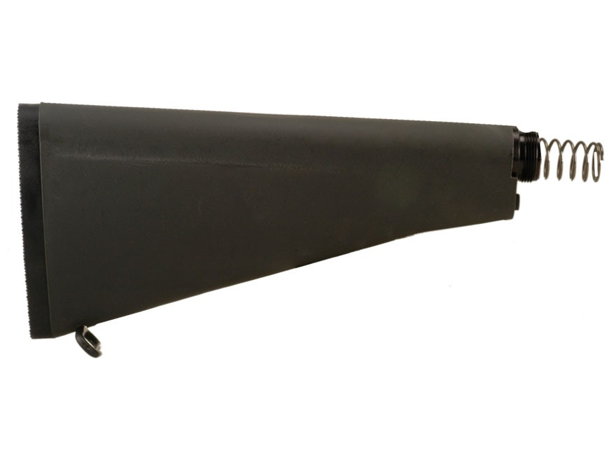 Olympic Arms Buttstock Assembly AR-15 A2 Synthetic Black