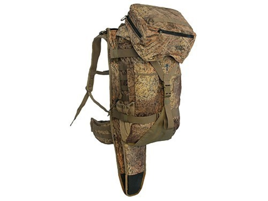 Eberlestock J107 Dragonfly Backpack NT-1 and Nylon Mossy Oak Brush Camo