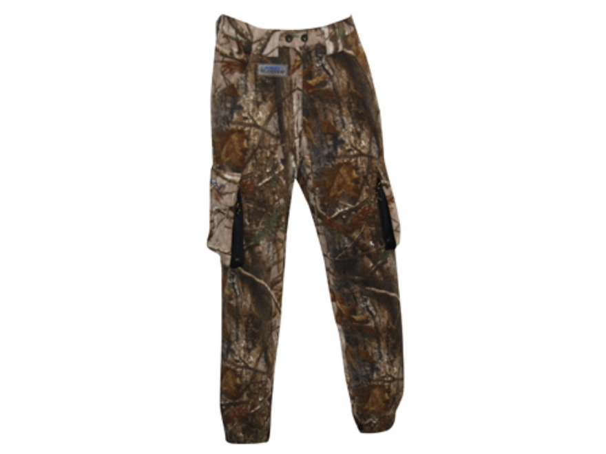 ScentBlocker Men's Protec XT Fleece Pants Polyester Realtree AP Camo Medium 32-34 Waist...